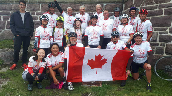 Tour du Canada Group