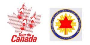 CKAP Tour du Canada Logos
